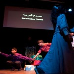 Palestinian youth and the healing arts