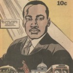 1958 MLK comic book republished by FOR