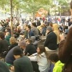 'Occupy Wall St.' civil disobedience continues into the week