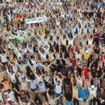 More than 100,000 protest against Assad during funeral of Kurdish opposition figure