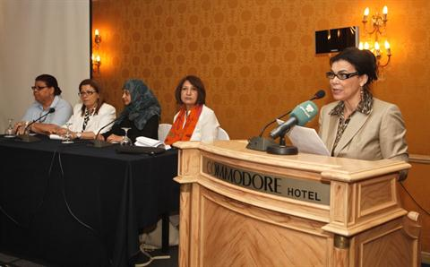 THE DAILY STAR :: News :: Local News :: Arab women gather to discuss activism amid popular upheavals