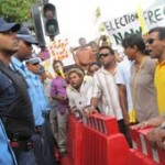 """MDP vows to continue street protests until """"coup-government topples"""""""