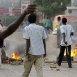 Khartoum: Sudan austerity protesters 'tear-gassed'