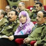 Yemen's Tawakul Karman confident that change is unfolding