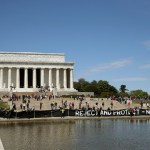 Thousands march in D.C. against Keystone pipeline