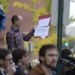 Two members of Occupy Chattanooga movement willing for arrests as act of civil disobedience