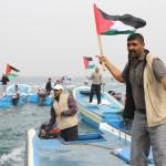 Gaza fishermen protest as Israel breaks pledge to stop attacks