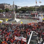 Thousands demand referendum be held to determine austerity drive