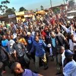 Uganda walk-to-work protests kick up dust