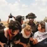 Demonstration at Susya Against Israeli Demolition Orders
