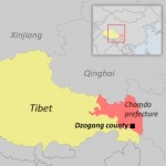 Tibetan Mine Protesters Detained