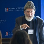 Preaching Nonviolence, Syrian Activist Heads Home