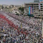 Can non-violent struggle bring down Syria's Assad?
