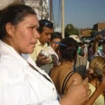 Women In the Forefront of Bolivia's TIPNIS Conflict