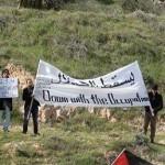 Soldiers Attack Nonviolent Protesters Near Hebron
