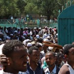 Ethiopian journalist arrested for covering Muslim protests