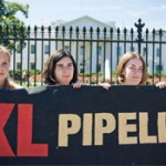 Keystone XL Activists Threaten Civil Disobedience