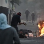 Teenage protester shot dead amid clashes on Bahrain uprising anniversary