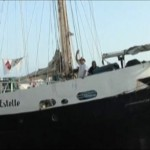 Ship sails for Gaza from Naples to challenge Israeli blockade