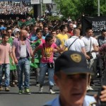 Bulgaria: Macedonia Braces for Mass Albanian Protests.