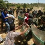 Soldiers Attack Weekly Nonviolent Protest In Hebron
