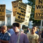 Americans widely oppose Syria strike despite drumbeat in Washington