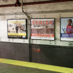Boston Subway Ads Shock Commuters