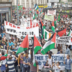 Worldwide Protests Against Israel's Gaza Slaughter