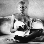 Gandhi's nonviolent approach offers lessons for peace movements, Stanford scholar says