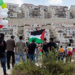 Wadi Fukin protests Israeli land grab