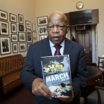 John Lewis's struggle for civil rights continues in March: Book Two