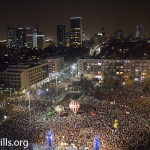 50,000 Israelis show up at the wrong protest