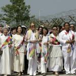 Marching Towards Peace In Korea