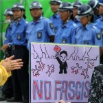 Thousands protest against US airbase in Japan's Okinawa