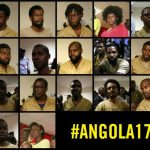 Protests mark a year since #Angola17 arrests – Index on Censorship | Index on Censorship